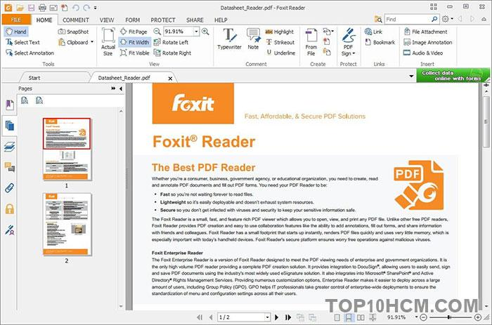 Foxit Reader full crack