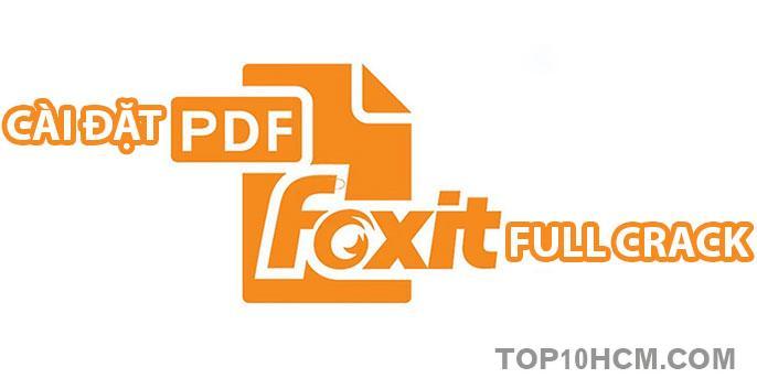Foxit Reader full crack