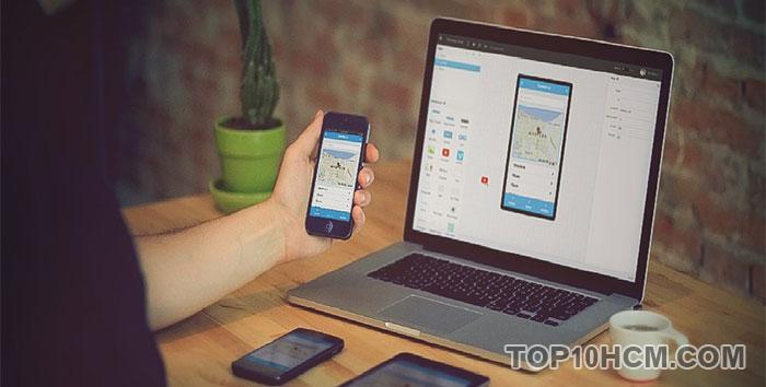 nghề có mức lương cao trong lĩnh vực công nghệ - Lập trình ứng dụng điện thoại