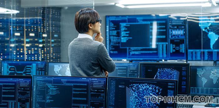 nghề có mức lương cao trong lĩnh vực công nghệ - Database Administrator