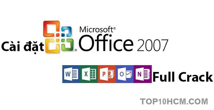 phần mềm Microsoft Office 2007 full crack