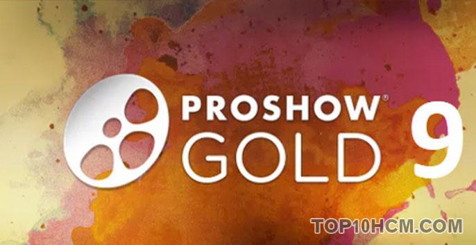 phần mềm proshow gold full crack