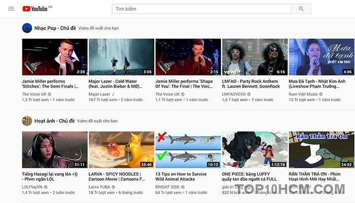 sự thật thú vị về youtube 2