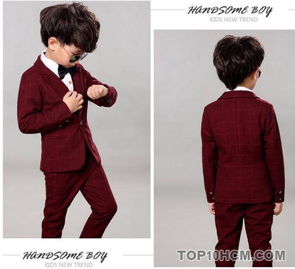 3 mẹo chọn mua đồ vest bé trai giá rẻ chất lượng đẹp miễn chê