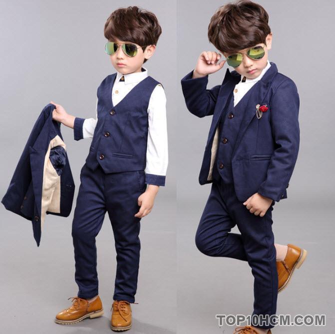 Mua vest cho bé trai theo hình thức online ship tận nhà