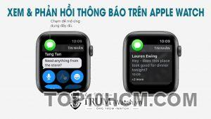 tính năng ẩn trên Apple Watch