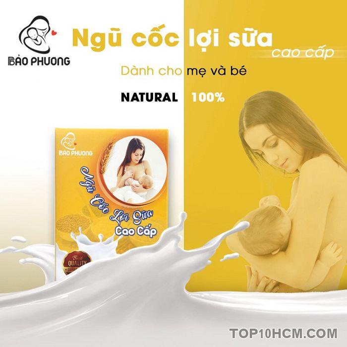 Ngũ cốc lợi sữa Bảo Phương