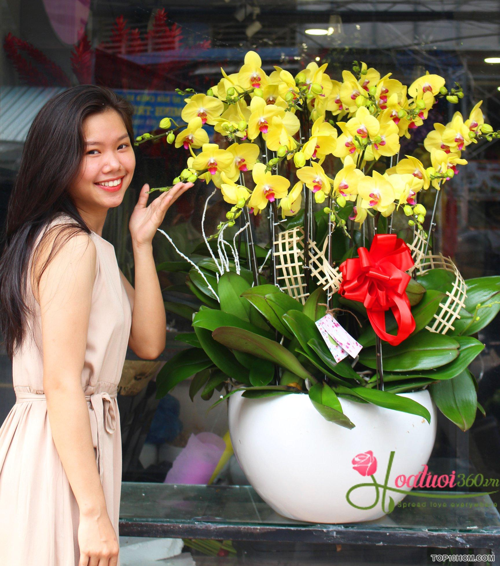 Top 5 mẫu hoa tặng sinh nhật bạn gái siêu ấn tượng