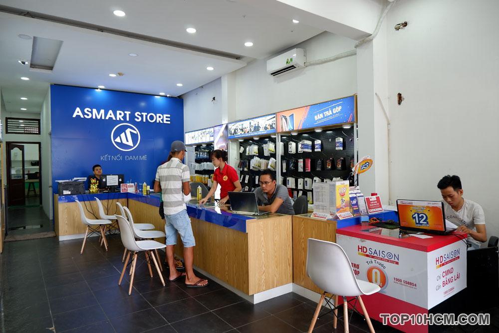 Hệ thống cửa hàng A-smart
