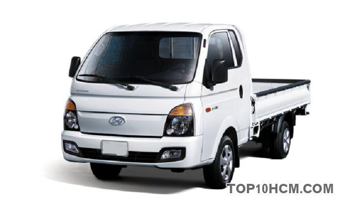 Hyundai H150 - Top 10 xe tải bán chạy nhất Việt Nam