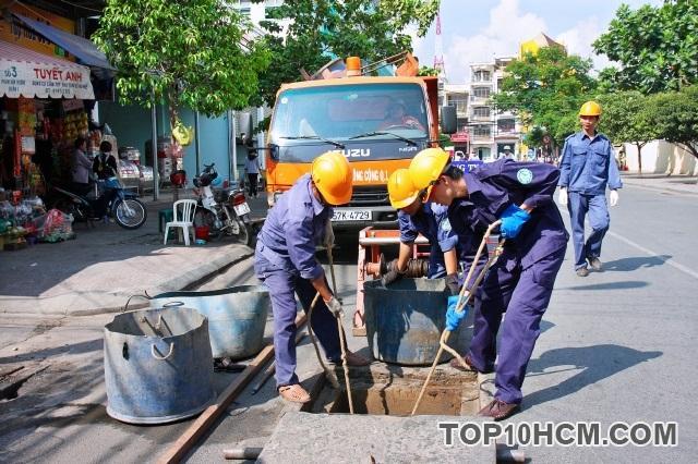 Công ty cổ phần môi trường Đông Đô Hà Nội