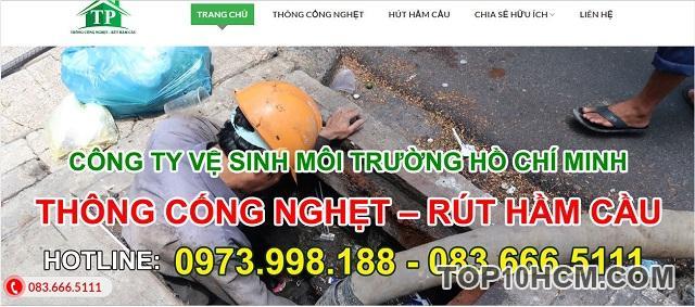 Công ty vệ sinh môi trường đô thị Thịnh Phát