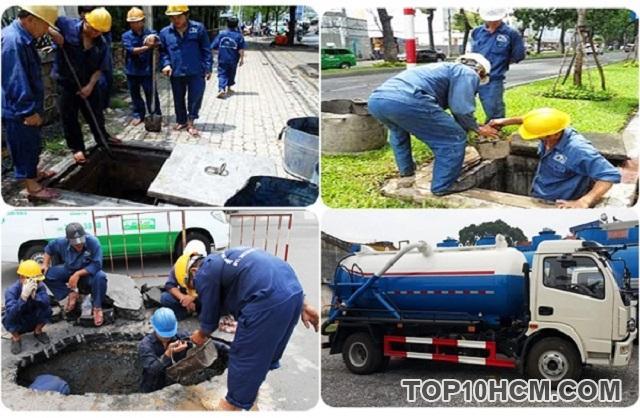 Công ty Cổ phần vệ sinh Môi trường xanh Hà Nội (Hút bể phốt 360)