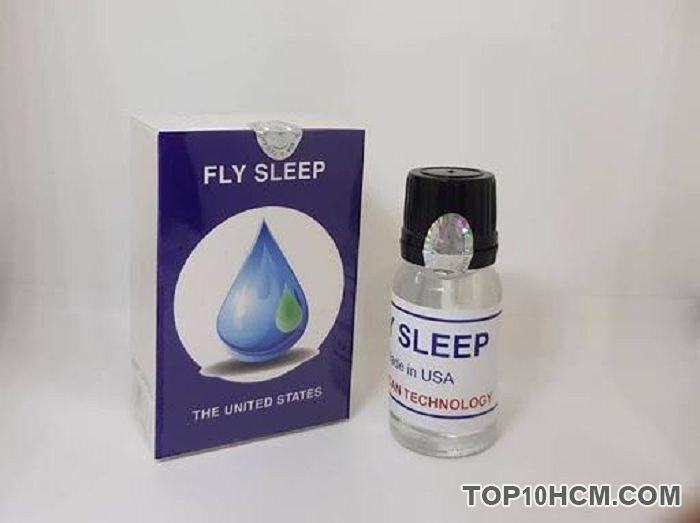 Thuốc mê dạng nước FlySleep cực mạnh