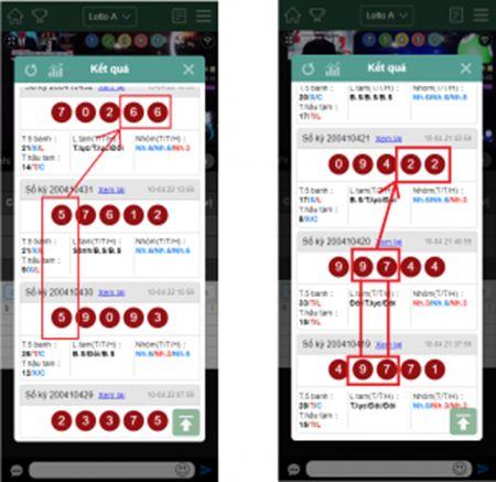 Mách nhỏ 2 cách bắt cầu lotto bet dễ thắng, có hình minh họa