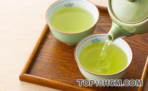Bí kíp làm đẹp với trà xanh đơn giản tại nhà bạn nên thực hiện ngay