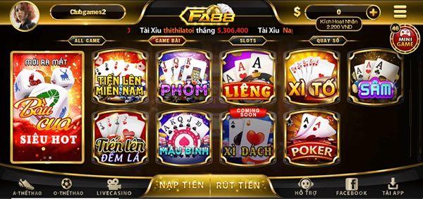 Game bài đổi thưởng đổi thẻ điện thoại cực cao Macau Club