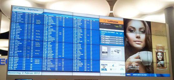 Các ứng dụng của màn hình ghép LCD