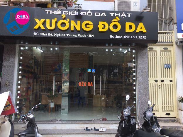 Đơn vị nào bán dây da đồng hồ uy tín tại Hà Nội và HCM