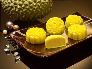 Bánh Trung thu Musangking nhân sầu riêng