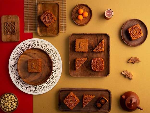 Bánh Trung thu tại khách sạn Hilton Hanoi Operav