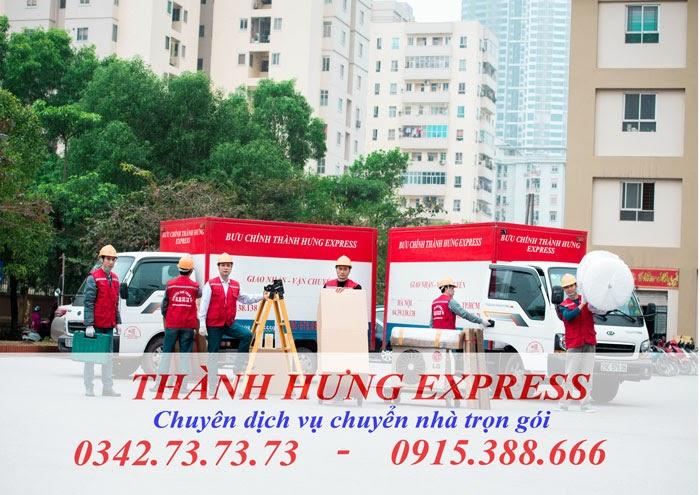 Dịch vụ chuyển nhà tại Hà Nội【Thành Hưng】