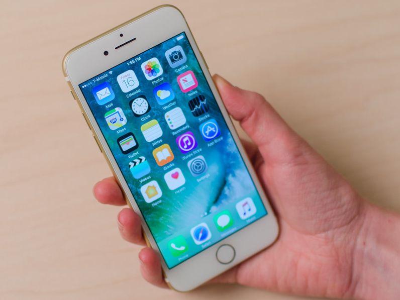 Màn hình iPhone 7 không cảm ứng, làm gì khắc phục