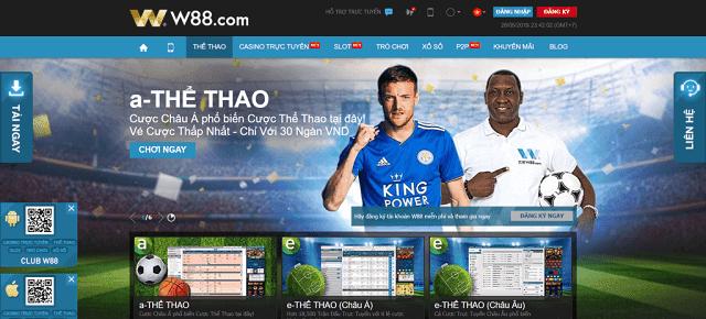 W88 - Nhà cái uy tín Top 1 tại Châu Á và Việt Nam