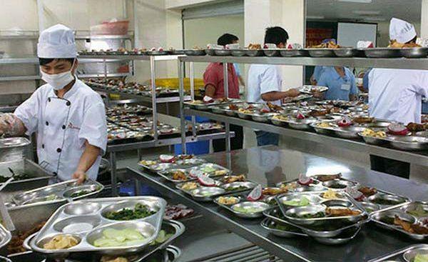 Top 5 công ty suất ăn công nghiệp tại Thành Phố Hồ Chí Minh