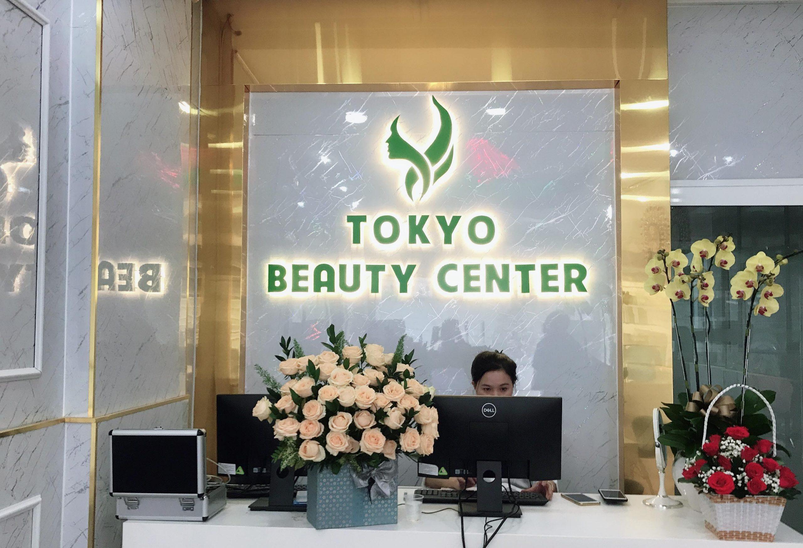 Tokyo Beauty Center -Sử dụng bí quyết từ Nhật Bản