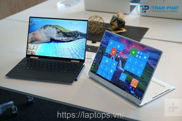 Dell XPS 13 2 in 1XPS 7390 top 10 laptop doanh nhân