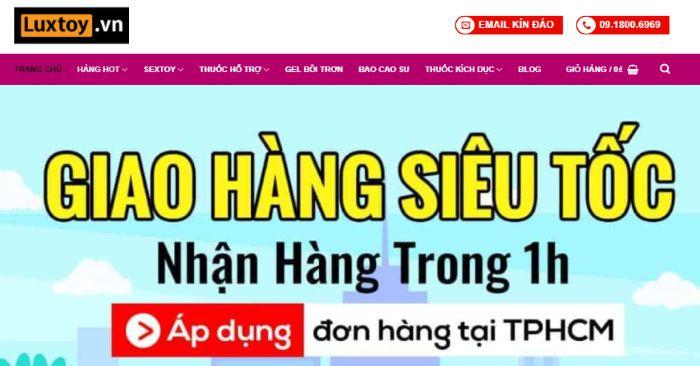 Top 5 shop bán thuốc kích dục nữ ở Tp.Hồ Chí Minh uy tín, chất lượng