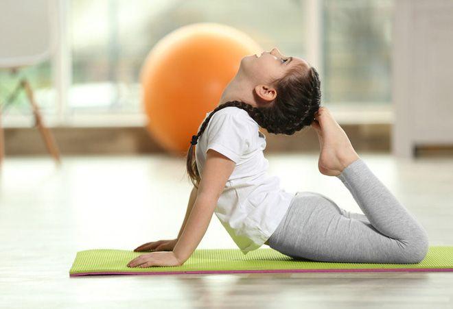 Những lợi ích yoga cho trẻ em mà các bậc phụ huynh không nên bỏ lỡ