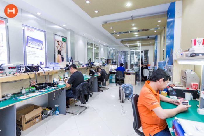Gửi bạn địa chỉ sửa điện thoại uy tín tại Tp.Hồ Chí Minh