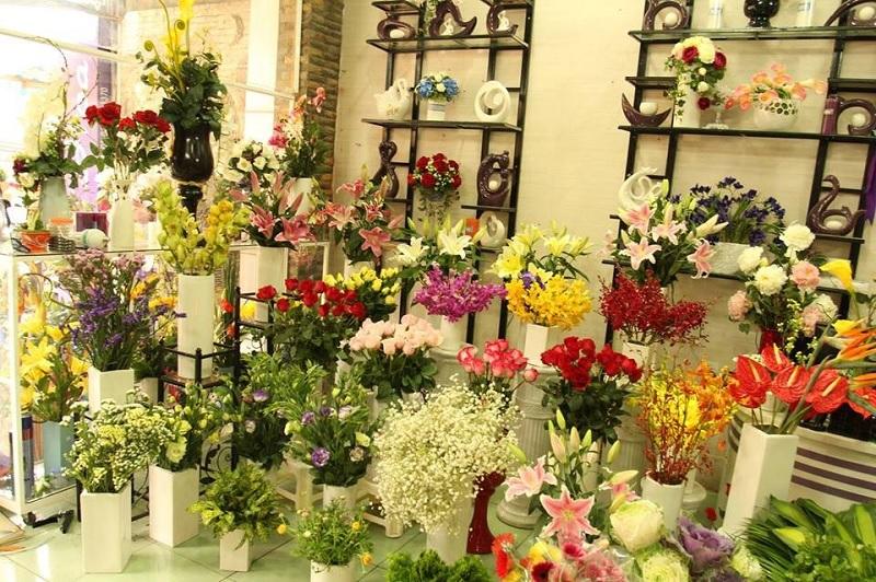 Miss Hoa - Chỉ có thể là shop hoa tươi Tp.Hồ Chí Minh