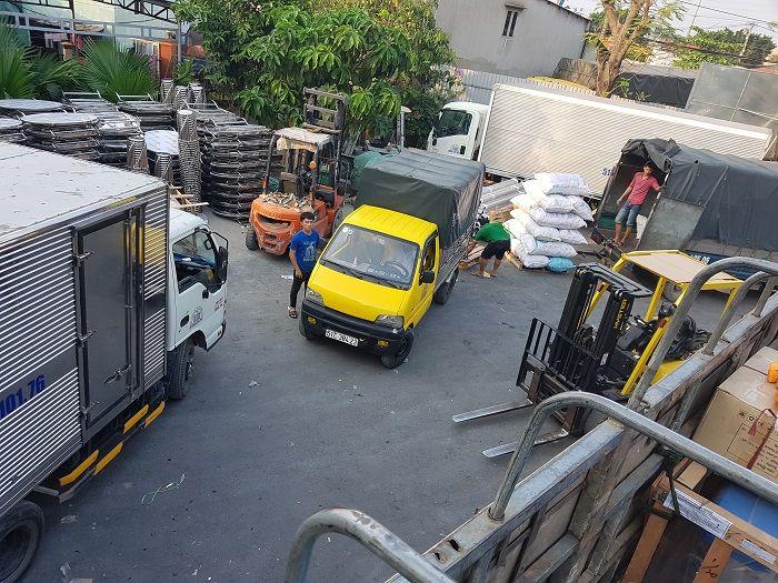 Thái Hùng - Đơn vị cung cấp dịch vụ gửi hàng đi Vĩnh Phúc ở quận 12 uy tín