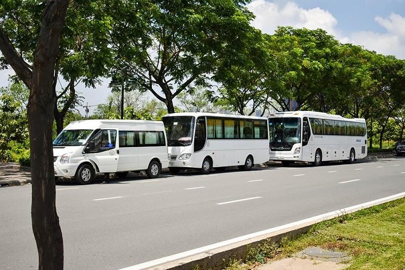 Top 5 dịch vụ thuê xe du lịch uy tín tại TPHCM