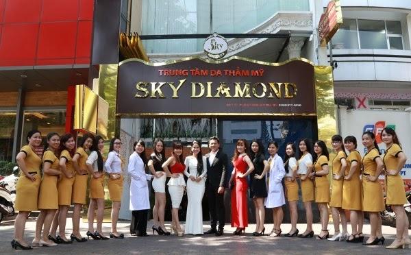 Top247 review thẩm mỹ viện Sky Diamond có uy tín không? Địa chỉ chi nhánh