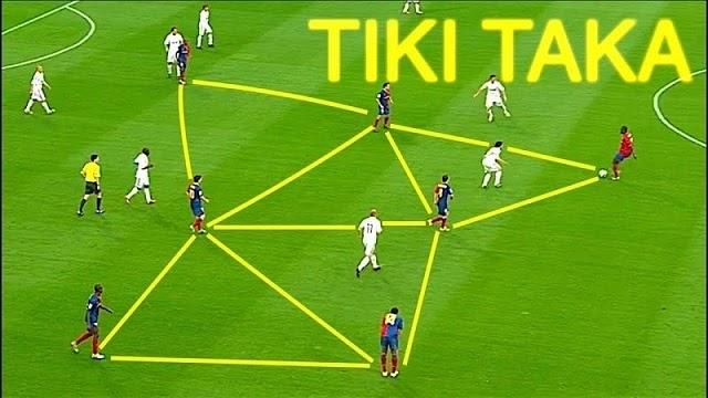 Tiki Taka là gì? Lịch sử hình thành chiến thuật Tiki Taka