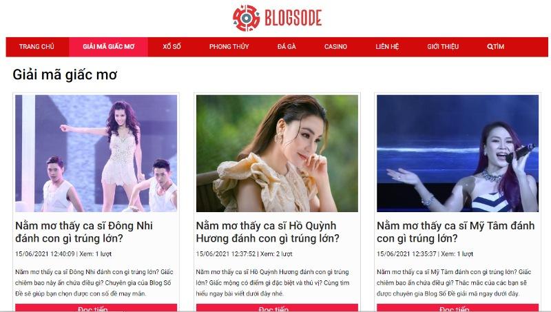 Tìm hiểu thông tin BlogSoDe có lừa đảo không?