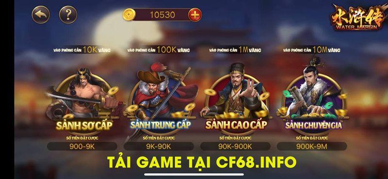 cf68, tải game cf68