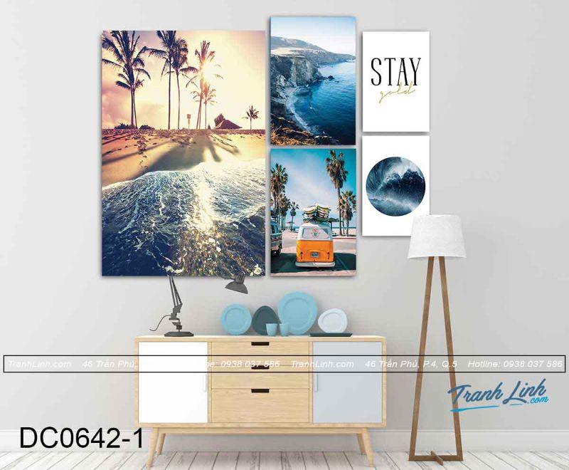 Địa chỉ mua tranh canvas giá rẻ ở TPHCM uy tín