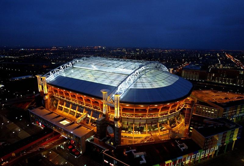 Khám phá nét đẹp tiềm ẩn của sân vận động Johan Cruyff
