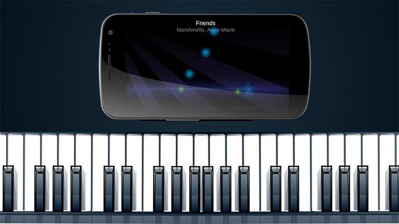 Top 5 ứng dụng chơi piano trên điện thoại hay nhất
