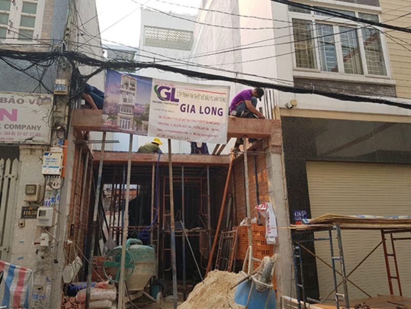 Dịch vụ xây dựng phần thô tại TPHCM - Công ty Gia Long