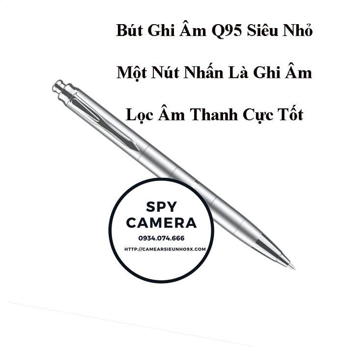 Camerasieunho9x - Nhà cung cấp thiết bị bút ghi âm chuyên dụng chính hãng hàng đầu Việt Nam