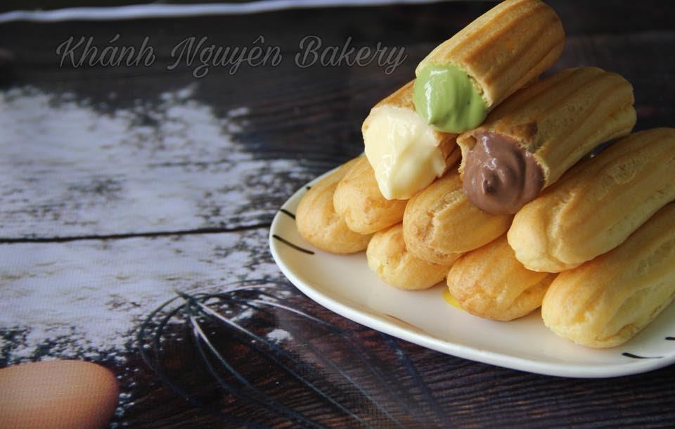Một số địa chỉ bán bánh su kem ngon và nổi tiếng nhất Sài Gòn