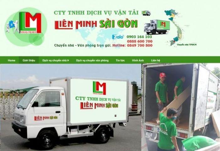 Chuyển nhà 24H - Dịch vụ chuyển nhà trọn gói TPHCM uy tín, giá rẻ