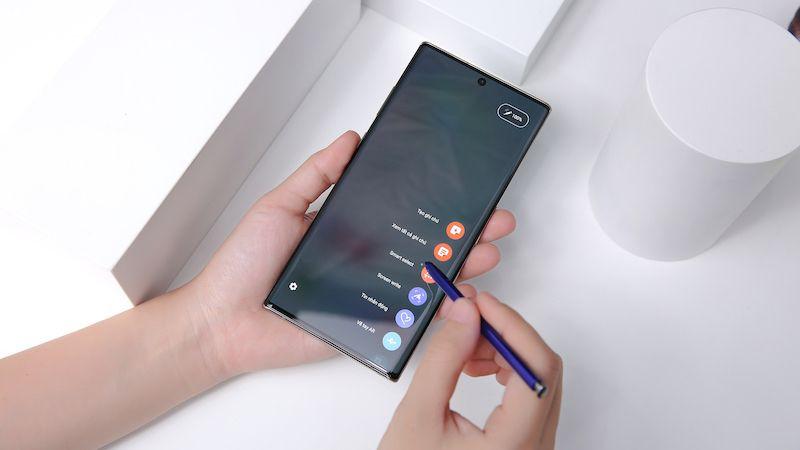 Gợi ý các mẫu Samsung Note cũ đáng mua nhất cuối năm 2021