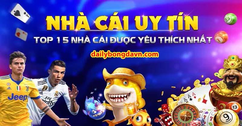 Top 10 trang cá độ bóng đá uy tín nhất Việt Nam hiện nay